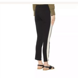 Isabel Marant Etoile Haven Two Toned Jeans